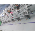 New 8 Heads Computerized Machine for Cap and T-shirt Embroidery China price