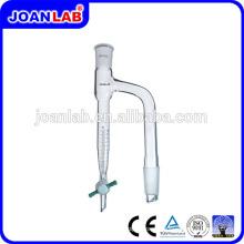 JOAN Laboratory Glassware Barrett Style Distilling Receiver Fornecedor