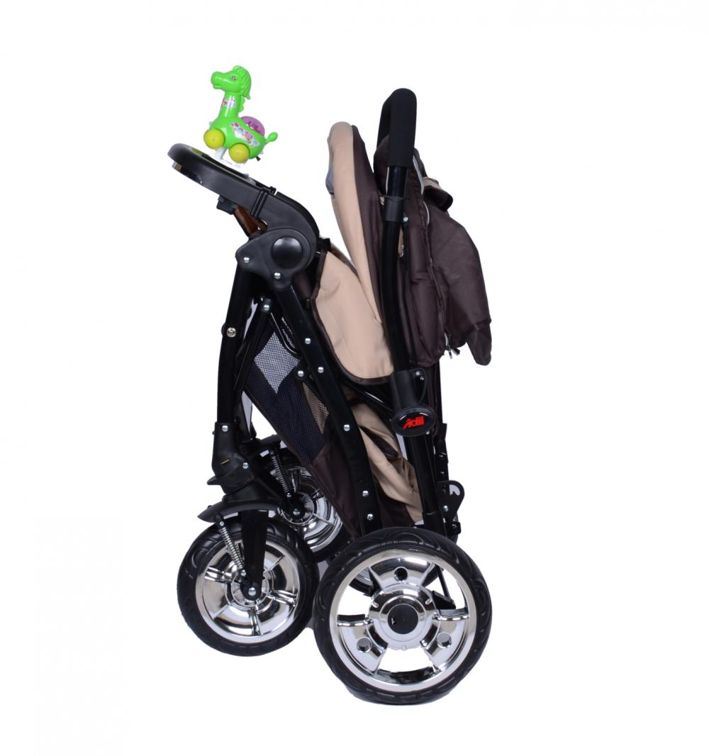 Joyful Baby Stroller Reversible Handle Bar