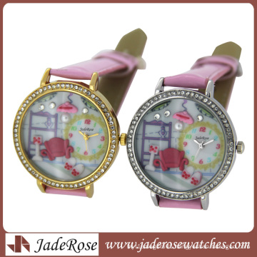 Fashion 3D Brand Mini Watch