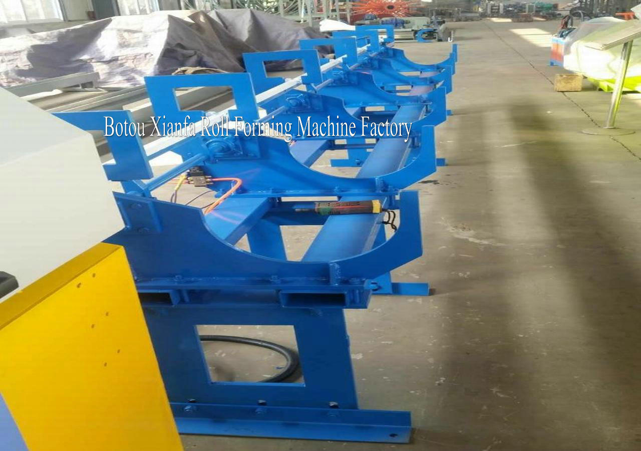 steel bar straighten machine