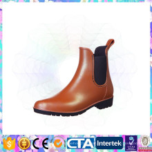 Новый стиль водонепроницаемый дамы обувь женщин дождь сапоги