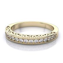 Anel de diamante de moda Jóias de prata esterlina 925