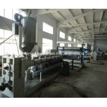 Plastic Extruder Machine PE PP Sheet Extrusion Line