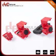 Elecpopular ISO CE Padrão Vermelho Rugged Nylon 120 / 277V Bloqueio do disjuntor