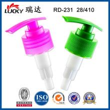 Pulvérisateur à pompe Lotion 24/410, shampooing pompe à vis en métal