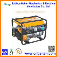Mini generador de energía portátil de gasolina 1Kva