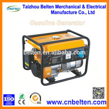 Gerador de inversor de gasolina de 1000 Watt Geradores de gasolina em espera Gerador de gasolina silencioso 15HP