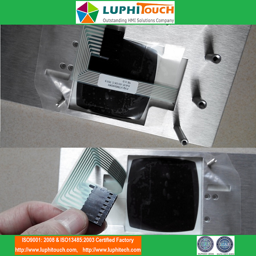 Aluminium Panel Membrane Switch