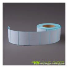 Matt Self Adhesive Paper with Yellow Liner