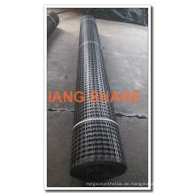 PVC-beschichteter Polyester-Geogitter für den Bauingenieurbau