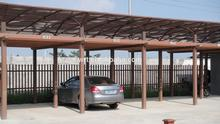 Customized Peb Steel Structure car shelter