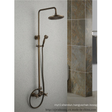 Double Handle Bathroom Bath Shower Faucet (MG-7238)