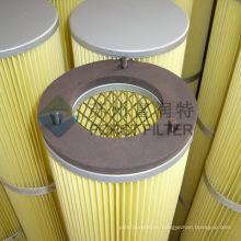 FORST - Filtro de filtro industrial de filtro de vacío para la limpieza del filtro de polvo