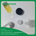 Plastic Prefilled Syringe for Cosmetic or Cream