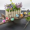 Artisanat d'oiseaux pour les enfants