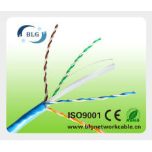 Professional cable factory:indoor lan cable cat6 4 pair