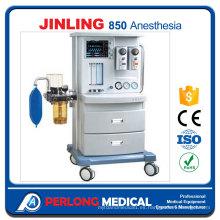 Unidad multifuncional de anestesia con dos vaporizadores