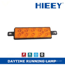 E-MARK LED Daytime Running Light for truck and trailer amber IP67 truck tail lamp waterproof