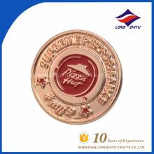 Prêmio de prêmio de prêmio de pizza de cobre personalizado de qualidade superior profissional