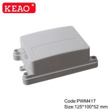 Caja de pared para chimenea eléctrica caja de electrónica exterior caja impermeable única tamaños de caja de conexiones estándar