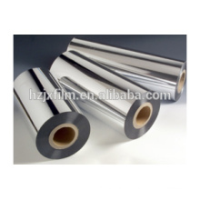 Silver Aluminum Packaging Lamination Mylar