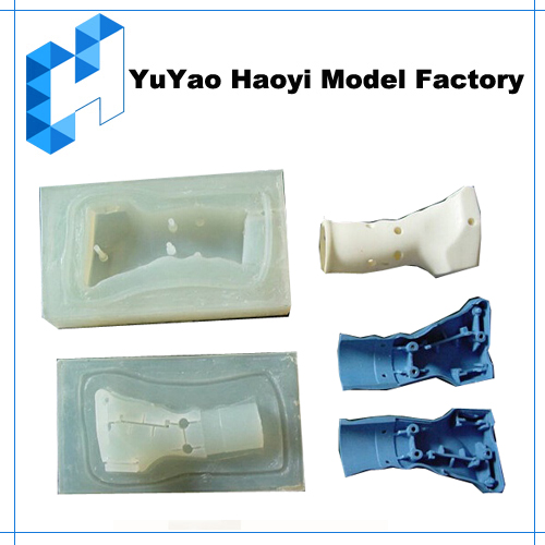 Silicone Rapid Prototyping Service