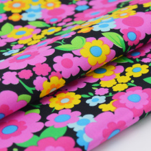 Good Quality for 20% Cotton Printed Fabric TC 80/20 Shirt Uniform Fabric supply to Macedonia Manufacturers