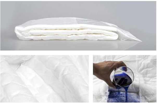non woven bed underpads
