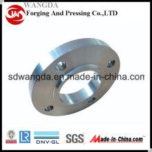 ASTM A182 F304L brida Wn, RF, 300 Lb, 6 pulgadas, Sch 40, ANSI B16.5 brida de soldadura
