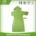 Nylon PU Coating Outdoor Waterproof Jacket