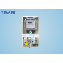 Single Phase Prepayment Meter Box
