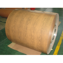 Thickness 0.25-4.0mm Aluminum Coated Coil with Different Designs