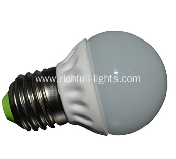 Cheap price G45 3W LED Global Bulb