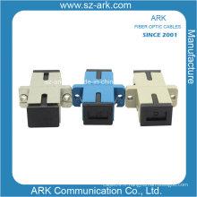 Adaptateurs à fibre optique pour câble à fibre optique