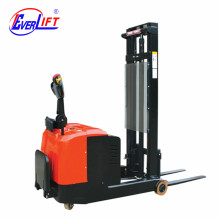 1ton 1200kg 1.5ton 1500kg 1.6m 2m 2.5m 3m 3.5m Cheap Counterbalance Electric Pallet Stacker for Sale