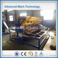 El rollo del bloque de la bobina del alambre de 3-6mm soldó con autógena la máquina de la malla de alambre China fábrica