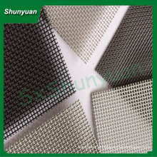 Bullet proof window screening , stainless steel security window screen