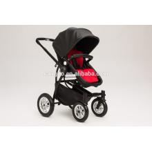 EVA Reifen Luxus europäischer Stil Baby Kinderwagen Kinderwagen Vier Räder Mit EN1888