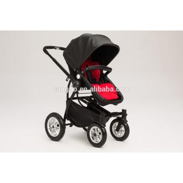 EVA Reifen gutes Baby Luxus Baby Kinderwagen Kinderwagen Vier Räder Mit EN1888