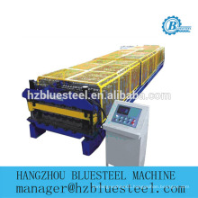 double layer roof rolling former roller shutter rolling forming machine