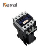2018 New Type Hot Selling DC  Magnetic Contactor 24V 48V Coil Volt DC Contactor 9-95A LP1-D DC Contactor