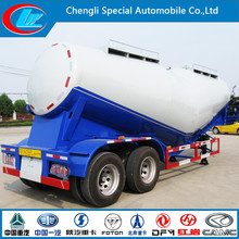 35cbm Cement Mixer Motor, 50cbm BPW Cement Tanker, 2/3 Axle Semi Trailer, Cement Bulk Trailer