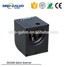 JD2208 14MM Digtal signal high speed Galvo Head for laser marking and engraving