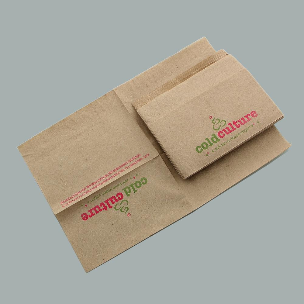 Kraft Napkin Paper