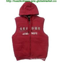 cotton wadded vest