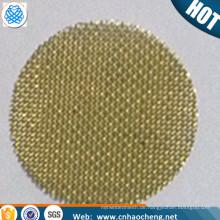 0,25 '' 0,375 '' 0,625 '' 60 mesh0. 15mm messing tabak glas rauchen rohre bildschirm filter (kostenlose probe)