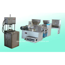 150kg/H Small-Scale Soap Machines-Newly Developed Soap Equipment