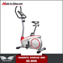 Bicicleta de exercício magnética de venda popular da resistência do ajuste do corpo com monitor