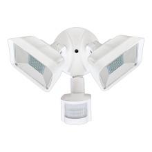 Le double capteur imperméable IP65 a mené la lumière de sécurité, la lumière menée d'inondation a mené le crépuscule à la lumière vers le bas 10w 20w 30w